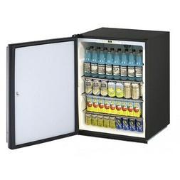 U-Line ADA Solid Refrigerator 24-inch Reversible Hinge Beige