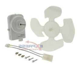 W10124096 Refrigerator Condenser Fan Motor 2188538, 2188727,
