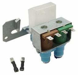 WR57X10051 - Dual Water Inlet Valve for General Electric Ref